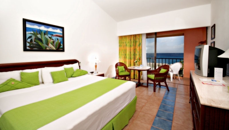 Hotel Cozumel And Resort Rooms Hotel_cozumel_room